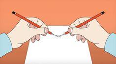 Hirnforschung und Händigkeit: Vertauschte Hemisphären Erzwungene Rechtshändigkeit  Bei Rechtshändern ist die linke Hirnhälfte fürs Schreiben verantwortlich, bei Linkshändern die rechte Hirnhälfte. Doch was passiert im Gehirn, wenn von der linken Hand auf die rechte umgeschult wird? Das Hirn wird mit umgeschult. Zumindest teilweise.