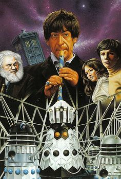 Evil of the Daleks - Colin Howard