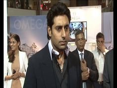 Abhishek Bachchan COMMENTS for Hrithik Roshan. abhishek bachahan at the launch of new range of omega watches and his interview his spoke about hrithik roshan. Hrithik Roshan, Interview, Music, Youtube, Fictional Characters, Musica, Musik, Muziek, Fantasy Characters