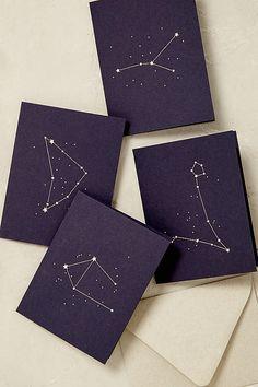 Slide View: 2: Zodiac Birthday Card