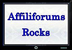 Affiliforums... A Forum For Internet Professionals *~