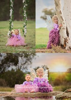 AN EXPERIENCE TO REMEMBER  A fairy portrait session is a once in a lifetime opportunity for your daughter. This will result in a beautiful collection of artwork for you to proudly display in your home. Get in touch today and experience the magic we create for your fairy princess.  www.imagineportraitphotography.com.au