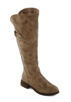 Toffee for Two Boot in Caramel, #ModCloth