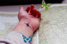FitFeistyFifty Love this. About time for another.<br> Feminine Compass Tattoo, Knitted Blankets, Neymar, Free Pattern, Knitting, Tattoos, Fun, Travel, Knitting Blankets
