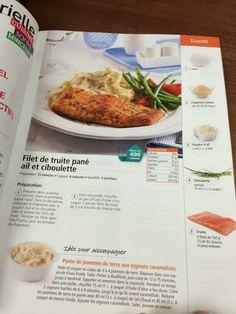 Filet de truite panée Filets, Chicken, Food, Gypsy Wagon, Meal, Essen, Meals, Yemek, Eten