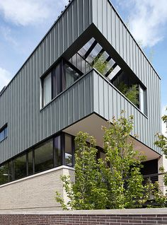 Modern house in Chicago by Ranquist Development
