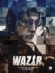 "STREAM MOVIE ""Wazir 2016""  megashare 480p 720p BDRemux imdb coolmoviezone"