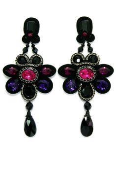 Dori Csengeri earrings   AIBIJOUX, Fashion jewelry