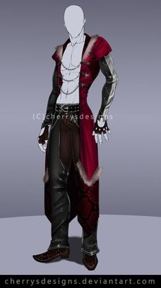 - closed - AUCTION - Outfit Adopt 762 by CherrysDesigns Source by clothes ideas male Clothing Sketches, Dress Sketches, Drawing Sketches, Drawing Ideas, Drawing Anime Clothes, Dress Drawing, Fashion Design Drawings, Fashion Sketches, Anime Outfits