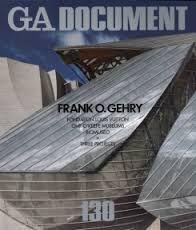 GA DOCUMENT. nº 130. Frank O. Gehry. SUMARIO: http://www.ga-ada.co.jp/english/ga_document/gad130.html