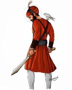 Warriors Wallpaper, Guru Gobind Singh, Wallpapers, Character, Art, Art Background, Kunst, Wallpaper, Performing Arts