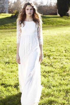 Lily Allen's wedding dress designer, Delphine Manivet, launches bridal collection for La Redoute (BridesMagazine.co.uk)