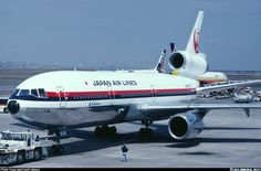 Japan Air Lines McDonnell Douglas J Birds, Douglas Aircraft, Air Photo, Jet Engine, Civil Aviation, Aircraft Pictures, The Good Old Days, Pilot, Japan