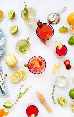 HOW TO: INFUSED ALCOHOL (Bay Leaf Gin, Hibiscus Tequila & Strawberry + Pink Peppercorn Vodka) / Sassy Kitchen