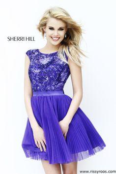 Sherri Hill 21167 Beautiful Lace Dress