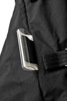 The Viridi-anne backpack * Large size BLACK - The Viridian / DEVIANT - import brand / domestic brand shopping site Fashion Details, Unique Fashion, Fashion Design, Label Design, Packaging Design, Hangtag Design, Module Design, Clothing Labels, Apparel Design