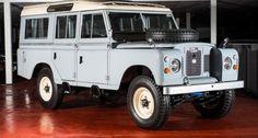 1971 Land Rover Series IIA | Classic Driver Market