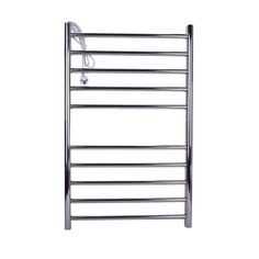 183.85$  Buy here - http://alizv9.worldwells.pw/go.php?t=32699969008 - 2PC YEK-8018 Heated Towel Rail, Stainless Steel Electric Towel Racks Warmer Heater,voltage110-240V,For the bathroom 183.85$