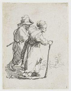 Рембрандт ван Рейн (1606—1669