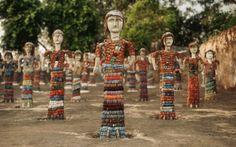Rock Garden, Chandigarh, India