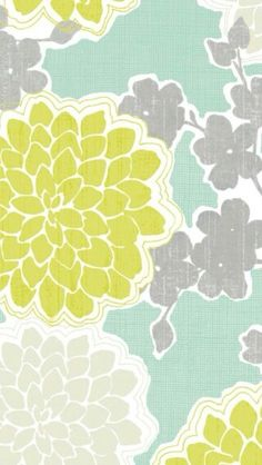 Graphic Illustration Print Loving Blossoms by Stephanie Ryan Illustrations, Graphic Illustration, Of Wallpaper, Wallpaper Backgrounds, Wallpaper Ideas, Iphone Wallpapers, Motif Floral, Pretty Patterns, Graphic Patterns