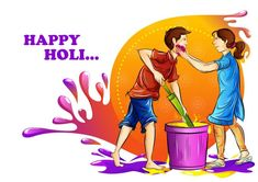 On the Holi season People always searching For Happy Holi images and Quotes for wishing friends and relatives. From this post, you will get HD Happy Hol Holi Festival Of Colours, Holi Colors, Happy Holi Wallpaper, Nature Wallpaper, Happy Holi Images Hd, History Of Holi, Holi Drawing, Happy Holi Picture, Happy Birthday Brother Quotes