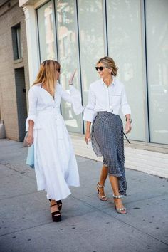Best White Shirts / street style fashion #whiteshirt #fashion #womensfashion #streetstyle #ootd #style  / Pinterest: @fromluxewithlove