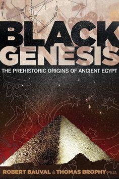 Black Genesis: The Prehistoric Origins of Ancient Egypt by Robert Bauval, http://www.amazon.co.uk/dp/B004X6WN7A/ref=cm_sw_r_pi_dp_83NSrb104JGEW