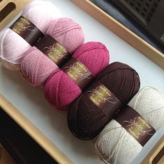 Colour combination Stylecraft DK