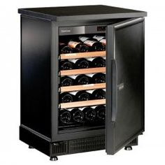 Compact EuroCave #winecabinet. More at Rosehill Wine Cellars #winestorage experts