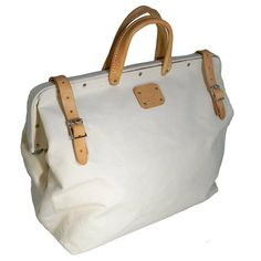 "18"" Canvas Mason Bag"