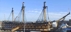 Experience life on board the world's most famous warship | HMS Victory