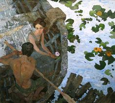 Contemporary Realist painter by Denis Sarazhin:http://artpeople.net/contemporary-realist-painter-denis-sarazhin/