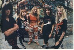 The Guttersluts color promo photo   #sf #bands #music