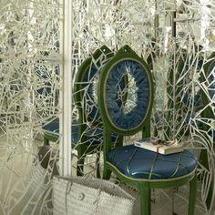 Flur Diele Wohnideen Möbel Dekoration Decoration Living Idea Interiors home corridor - Moderne Mosaik Flur