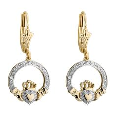 Search results for: 'solvar yellow white gold diamond claddagh earrings' Claddagh, Designer Earrings, White Gold Diamonds, Fields, Celtic, Jewellery, Drop Earrings, Yellow, Search