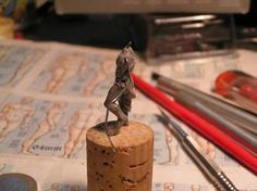 MASSIVE VOODOO: Tutorial - Sculpting an 32 mm Miniature