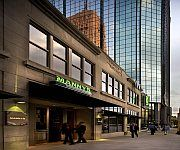 A Minnesota favorite, Manny's Steakhouse downtown Minneapolis serves dry-aged beef and great side dishes