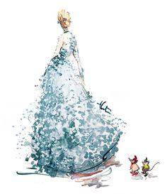 Cinderella premiere by katie rodgers
