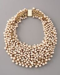 Amazing Necklace als je gek bent op parels !