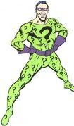 Arkham Asylum Most Wanted: Riddler Comic Book Villains, Batman Comic Books, Comic Book Characters, Comic Art, Dc Comics, Batman Comics, Batman And Superman, The Riddler, Batman Cartoon