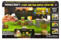 Minecraft Movie Creator