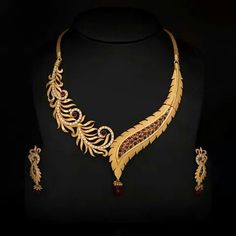All That Glitters Is Pure Gold Jewellery Design Gold jewellery