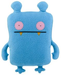 UglyDoll! So cute! I know someone who would love this.
