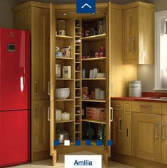 Wickes Corner Pantry Comes In 14 Different Ranges