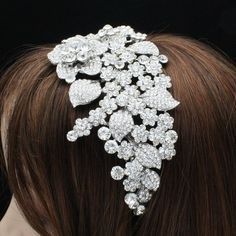 Crochet Hair Styles For Weddings : 1000+ images about crochet for wedding on Pinterest Wedding hair ...