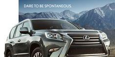 2015 Lexus GX - Luxury Sport Utility Vehicle | Lexus.com