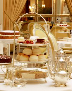 Review: Afternoon Tea at The Ritz London