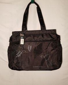0e38e3204e3 Women s handbag casual canvas bag shoulder bag nylon hot cat s club NWT   HotCatsClub  ShoulderBag