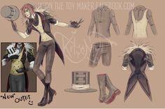 Jason the Toymaker Creepypasta outfit